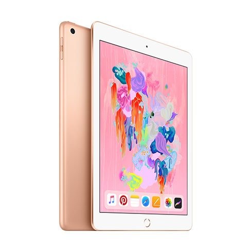 iPad 32GB Wi-Fi + Cellular Gold (2018)