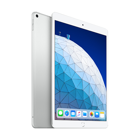 "iPad Air 10.5"" Wi-Fi + Cellular 256GB Silver"