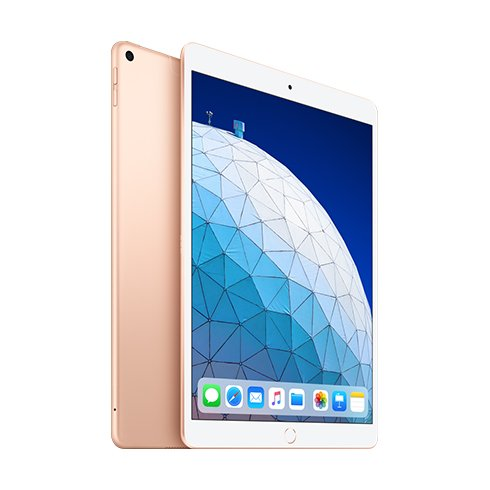 "iPad Air 10.5"" Wi-Fi + Cellular 64GB Gold"