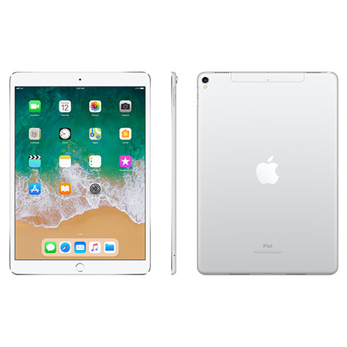 "iPad Pro 10.5"" Wi-Fi + Cellular 64GB Silver"