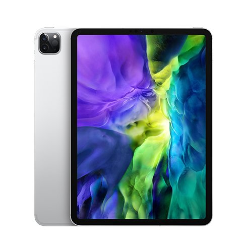 "iPad Pro 11"" Wi-Fi + Cellular 128GB Silver (2020)"