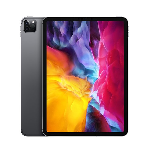 "iPad Pro 11"" Wi-Fi + Cellular 128GB Space Gray (2020)"