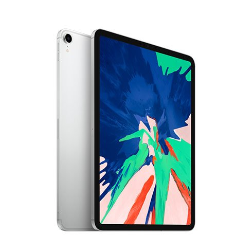 "iPad Pro 11"" Wi-Fi + Cellular 256GB Silver"