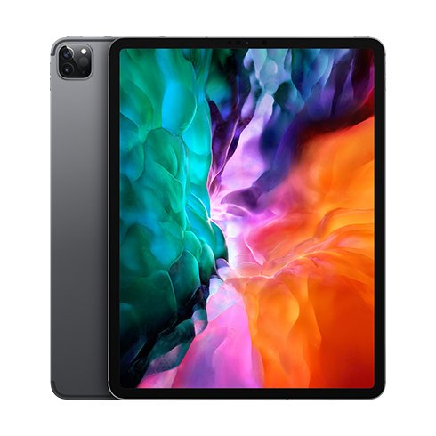 "iPad Pro 12.9"" Wi-Fi + Cellular 128GB Space Gray (2020)"