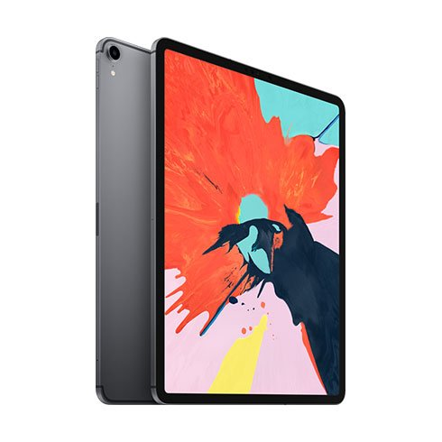 "iPad Pro 12.9"" Wi-Fi + Cellular 256GB Space Gray"