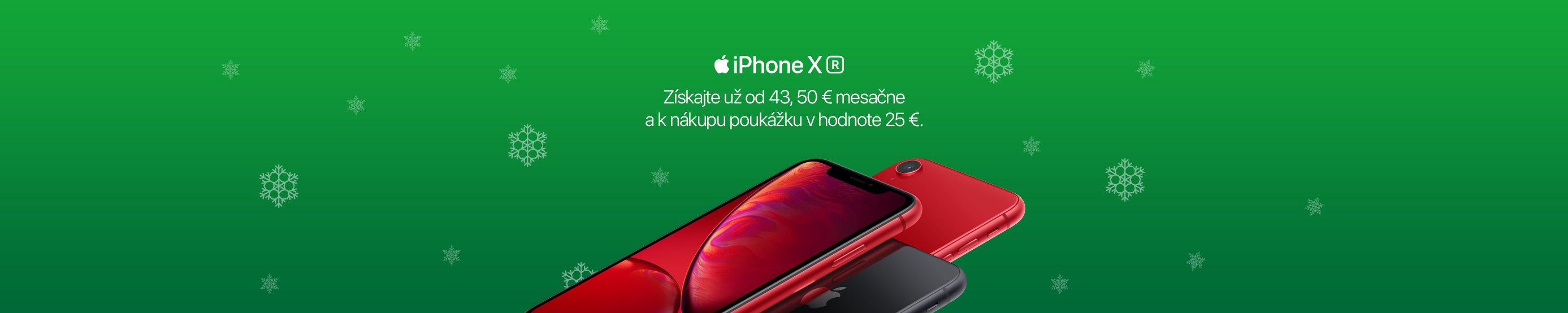 iPhone XR už od 43,50 €