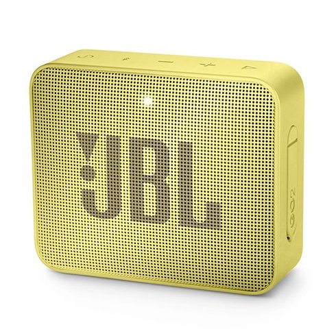 JBL GO 2 Coral Sunny Yellow reproduktor