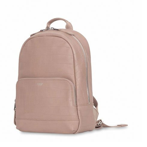 "Knomo batoh Mini Mount Leather Backpack 10"" - Nude"