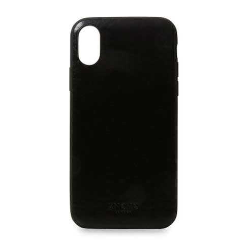 Knomo kryt Moulded Open Face pre iPhone X/XS - Black