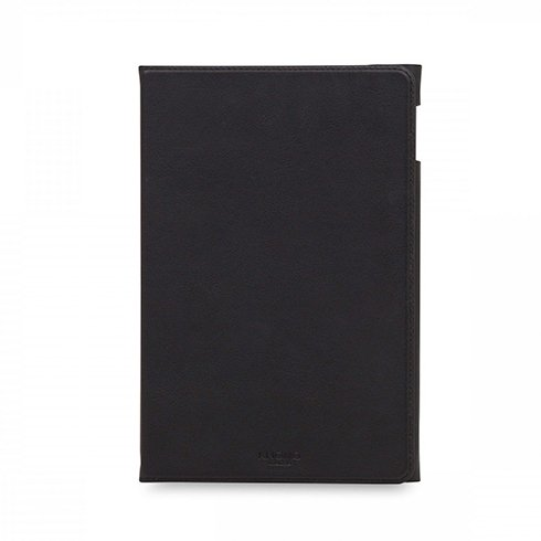 Knomo puzdro Full Leather Wrap pre iPad Mini 4 - Black