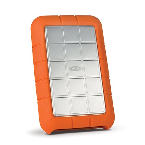 LaCie ext. HDD 1TB Rugged Triple USB 3.0/FW 800 5400rpm