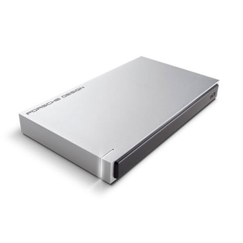"LaCie ext. HDD 2TB Mobile Drive 2.5"" USB 3.0 - Porsche Design"