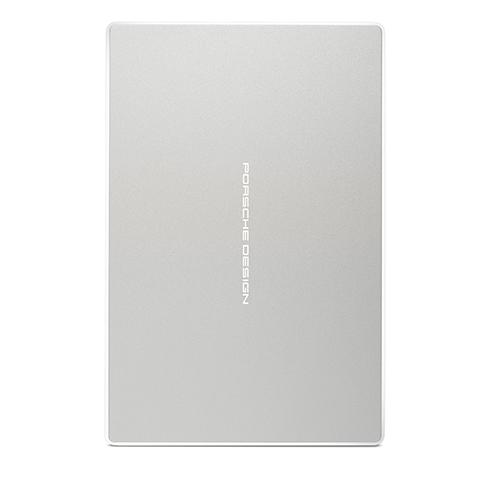 "LaCie ext. HDD 2TB Mobile Drive 2.5"" USB-C - Silve"