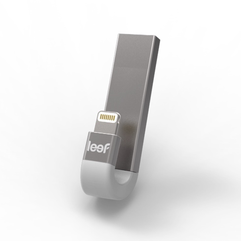 Leef iBridge 3 32GB USB 3.1 Lightning pre iPhone/iPad - Silver