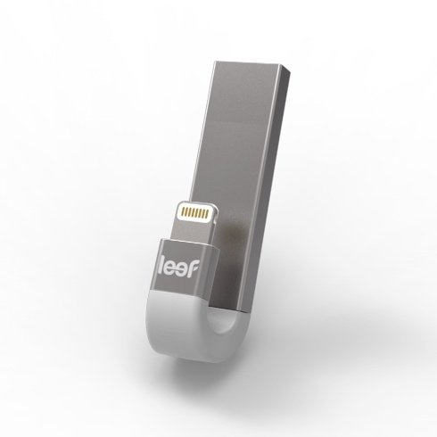 Leef iBridge 3 64GB USB 3.1 Lightning pre iPhone/iPad - Silver