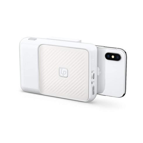"LifePrint Instant Print Camera 2x3"" for iPhone and Android - White"