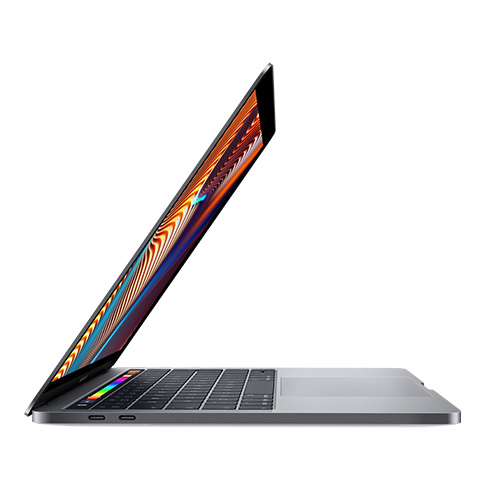 "MacBook Pro 13"" Retina Touch Bar i5 2.3GHz 4-core 8GB 256GB Space Gray SK - Rozbalený"