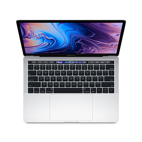 "MacBook Pro 13"" TB i5 2.4GHz 4-core 8GB 256GB Silver SK"