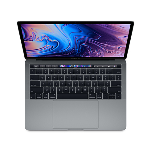 "MacBook Pro 13"" TB i5 2.4GHz 4-core 8GB 256GB Space Gray SK  - vystavený"