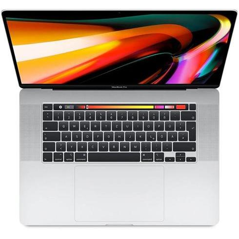 "MacBook Pro 16"" TB i7 2.6GHz 6-core 16GB 512GB Silver SK"