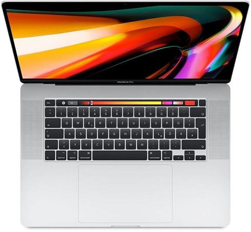 "MacBook Pro 16"" TB i9 2.3GHz 8-core 16GB 1TB Silver SK"