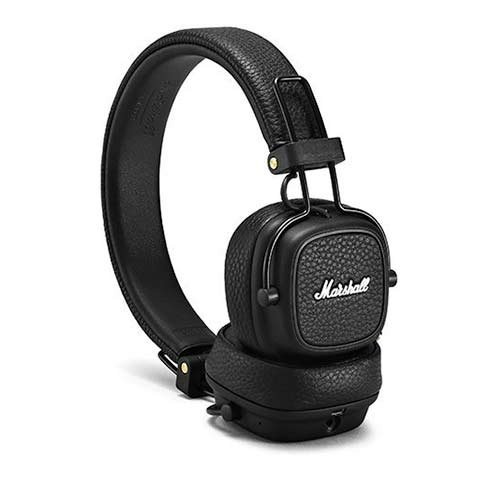 Marshall Major III - Bluetooth Black slúchadlá