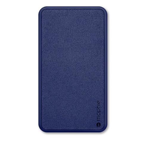 Mophie powerstation plus 10K universal battery with Lightning - Deep blue