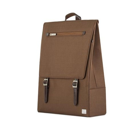 "Moshi batoh Helios Designer Backpack pre Macbook 15"" - Cocoa Brown"