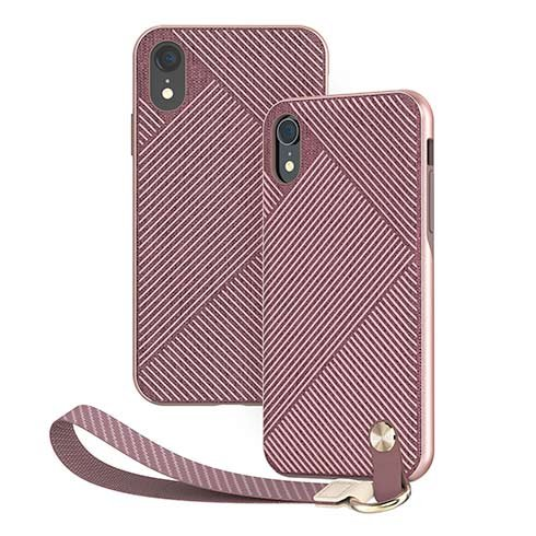 Moshi kryt Altra pre iPhone XR - Blossom Pink