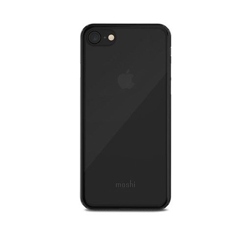 Moshi kryt SuperSkin pre iPhone 8/7 - Stealth Black