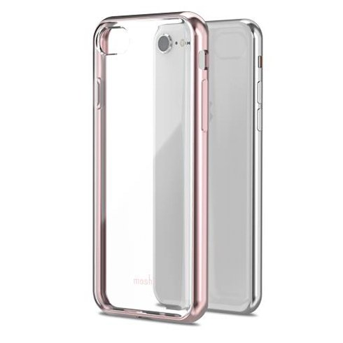 Moshi kryt Vitros pre iPhone 8/7 - Orchid Pink