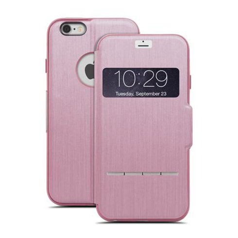 Moshi puzdro SenseCover pre iPhone 6 6s - Rose Pink  207868be016