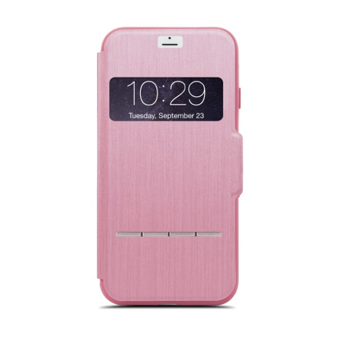 Moshi puzdro SenseCover pre iPhone 7/8/SE 2020 - Rose Pink