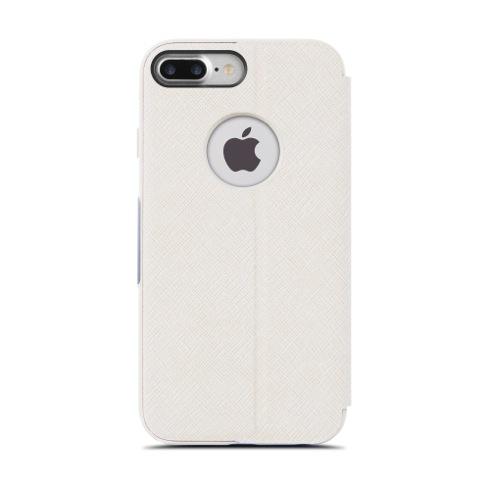 Moshi puzdro SenseCover pre iPhone 7 Plus 8 Plus - Sahara Beige ... e97f8abe2ca