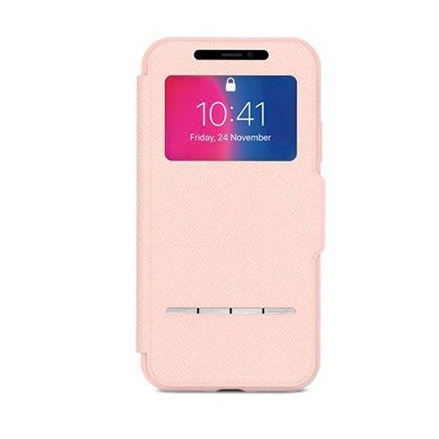 Moshi puzdro SenseCover pre iPhone X XS - Luna Pink 90df9b80e9d