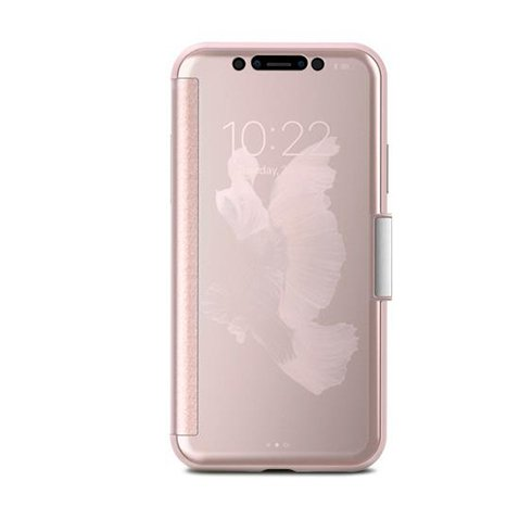 Moshi puzdro StealthCover pre iPhone X XS - Champagne Pink a0beff83d2b