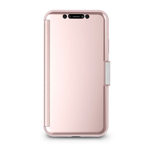 Moshi puzdro StealthCover pre iPhone XR - Champagne Pink