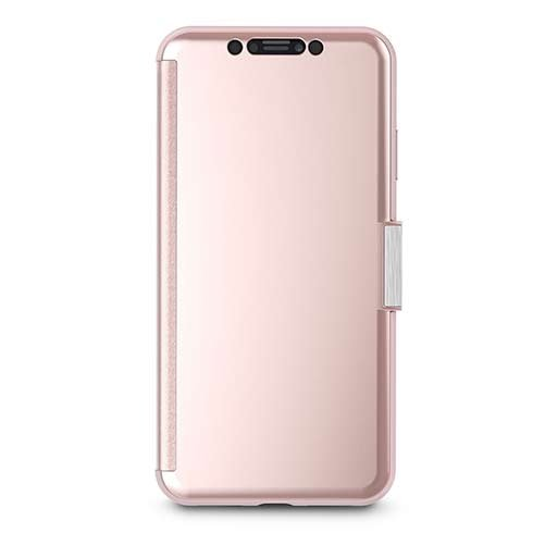 Moshi puzdro StealthCover pre iPhone XS Max - Champagne Pink