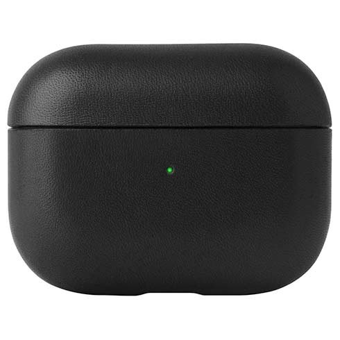 Native Union puzdro Leather Case pre Apple Airpods Pro - Black