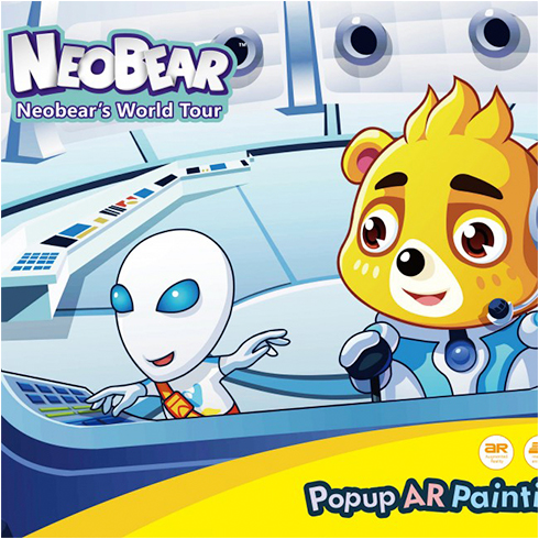 NEOBEAR World's Tour