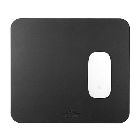Nomad podložka pod myš Mousepad - Slate Gray Leather