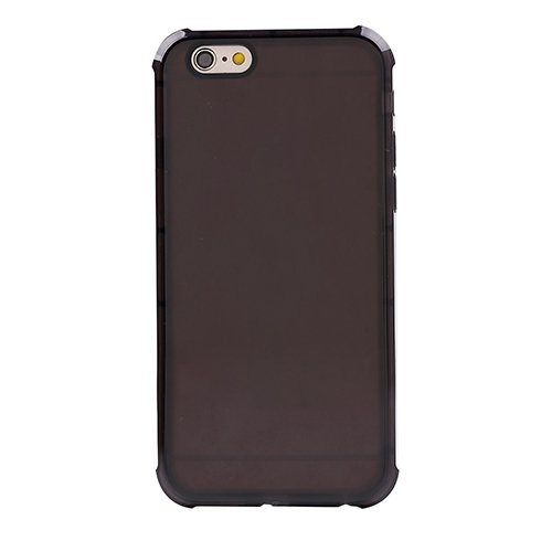 Odoyo kryt Air Edge pre iPhone 6/6s - Crystal Black