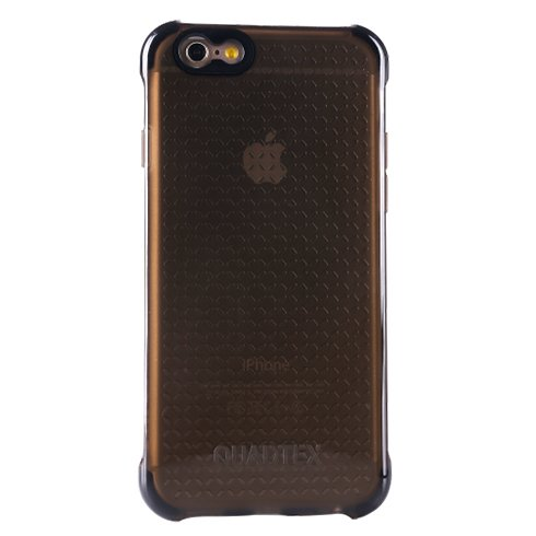 Odoyo kryt Quad360 pre iPhone 6/6s - Ebony Black