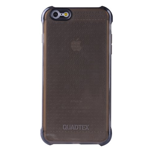 Odoyo kryt Quad360 pre iPhone 6 Plus/ 6s Plus - Ebony Black