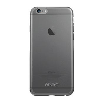 Odoyo kryt Slim Edge pre iPhone 6 Plus/6s Plus - Graphite Black