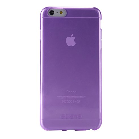 Odoyo kryt Soft Edge pre iPhone 6 Plus/6s Plus - Iris Purple