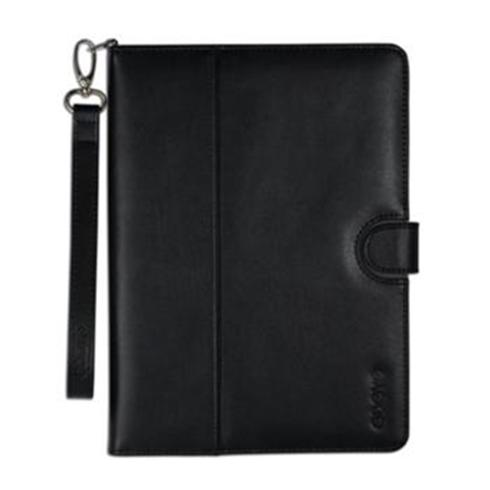 Odoyo puzdro Genuine Leather pre iPad mini 2/mini 3 - Black