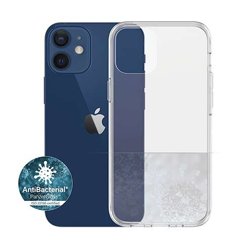 PanzerGlass kryt ClearCase AB pre iPhone 12 mini - Clear