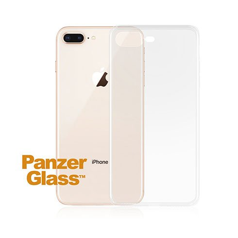 PanzerGlass kryt ClearCase pre iPhone 8 Plus/7 Plus - Clear