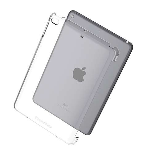 Pipetto kryt Origami BackCover pre iPad mini 5 2019 - Clear